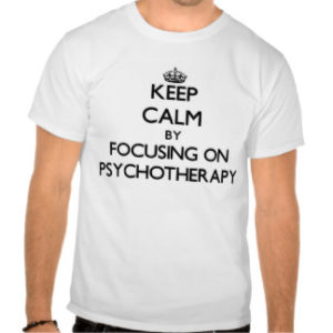 keep calm e psicoterapia